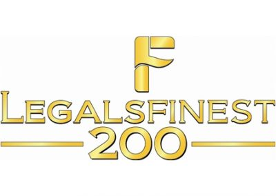 It is a selection of two hundred of the most prestigious lawyers and law firms in the world