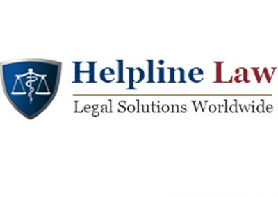 Helpline Law is a provider of legal aid to individuals and small businesses through the construction of an active database of quality lawyers around the world and legal articles easy to understand court sentences, and the provision of legal consulting services through telephone and email, all free.