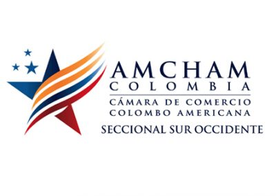 The Colombo American Chamber of Commerce (AmCham Colombia Sectional South West) is a non-profit association founded in 1962. AmCham Colombia brings together the private sector in Colombia and the United States and carries out an active work agenda aimed at promoting trade and investment between the United States, Colombia and other countries in the region.