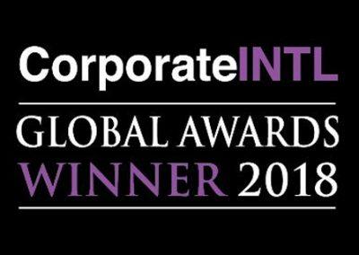 "<a href=""http://www.corp-intl.com/awards/previousawards.aspx""> Corporate INTL Legal Awards, Ganador 2018.</a>"