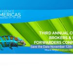 The Conference of the Americas will take place on November 12th - 14th, 2018 at the Miami Airport Convention Center (MACC).