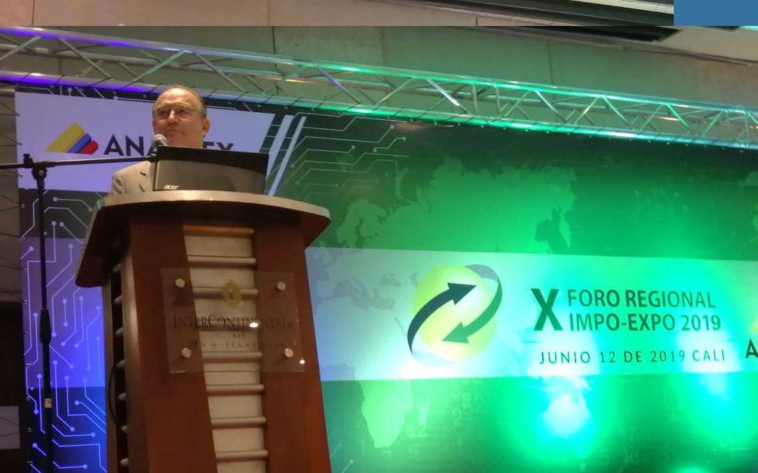 X Foro Regional Impo-Expo 2019